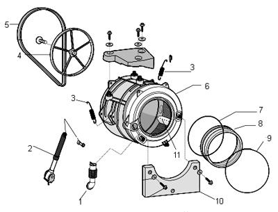 системы стиральной машины