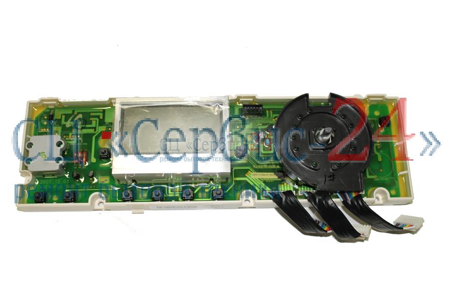 Электронный модуль для стиральной