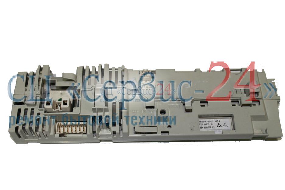 Электронный модуль для